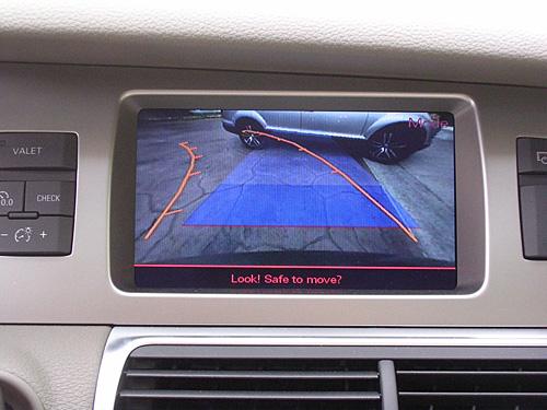 Камера заднего вида на авто установка своими