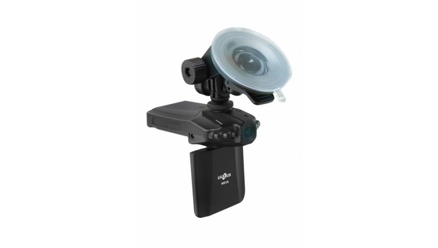 Видеорегистратор автомобильный gazer h515